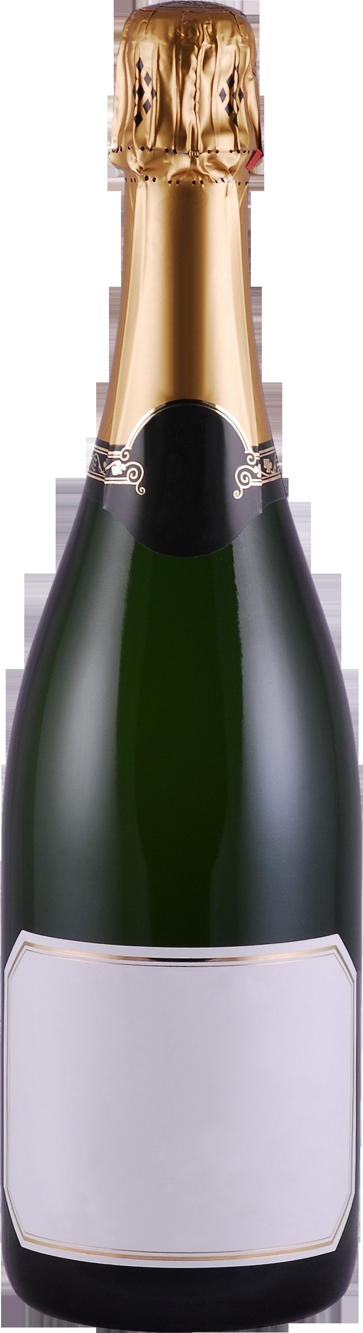 Champagne PNG bottle - Bottle PNG