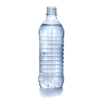 Plastic Water Bottle Png
