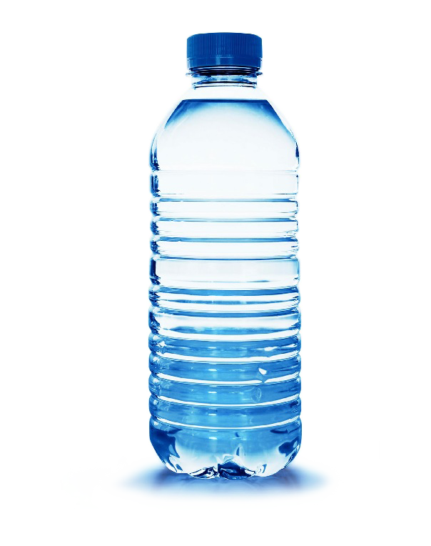 Water bottle PNG image - Bottle PNG