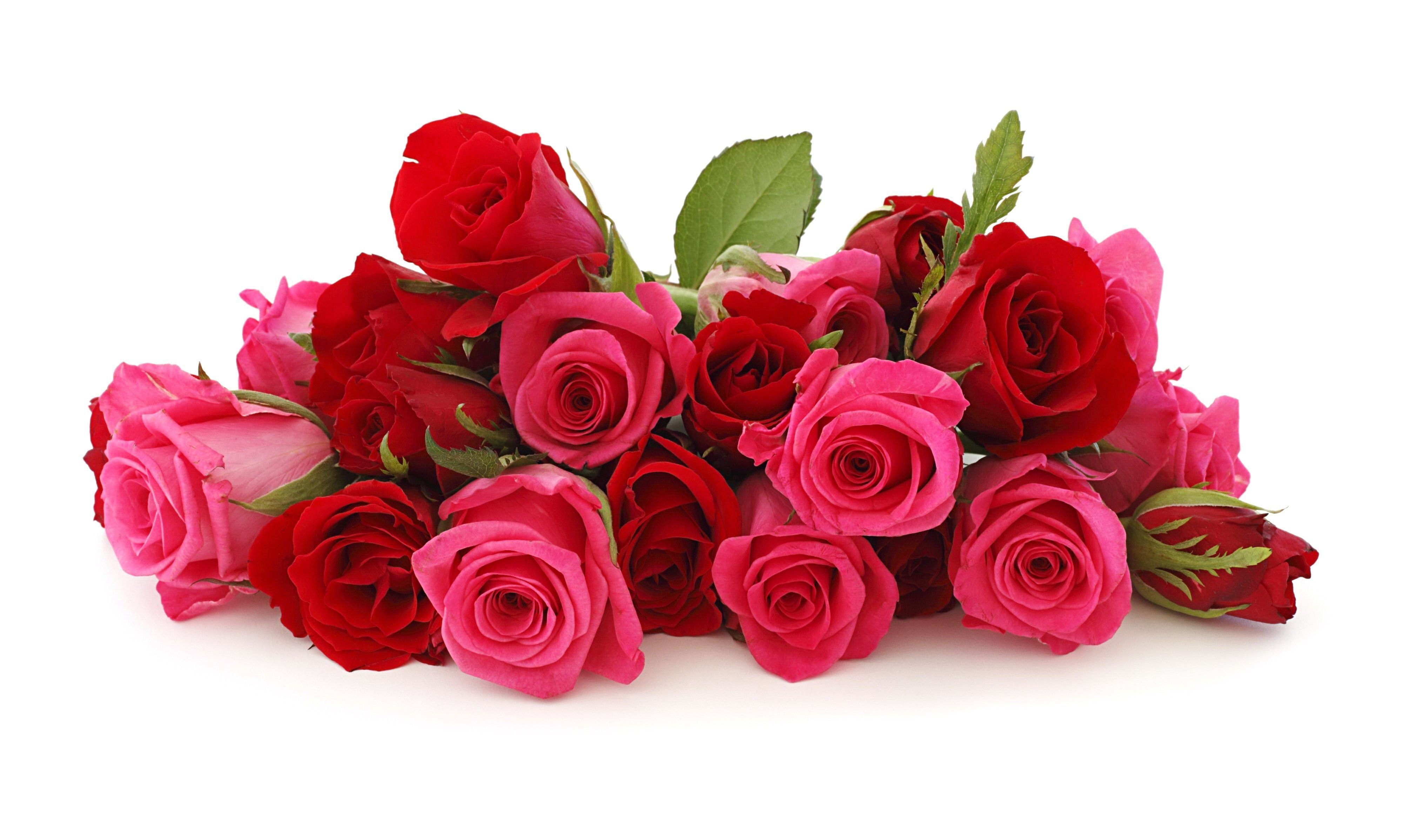 Bouquet Of Roses PNG HD - 142840