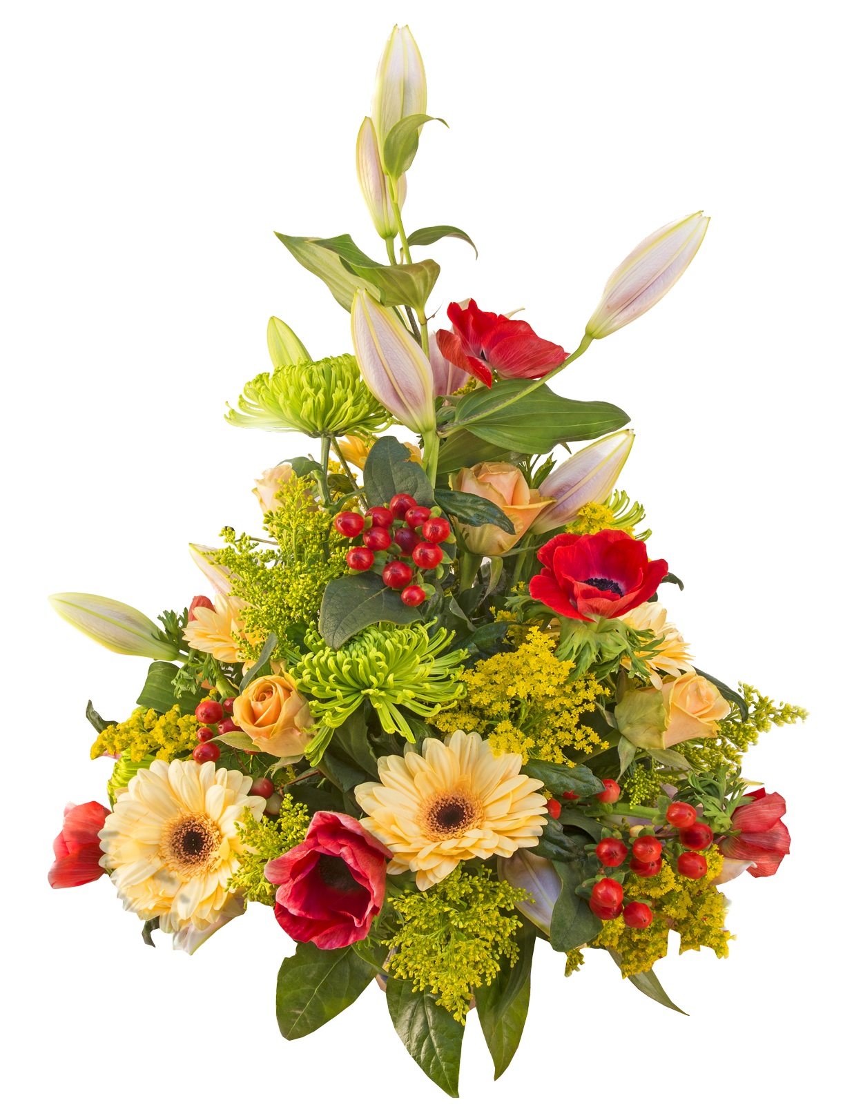 Bouquet Of Roses PNG HD - 142844