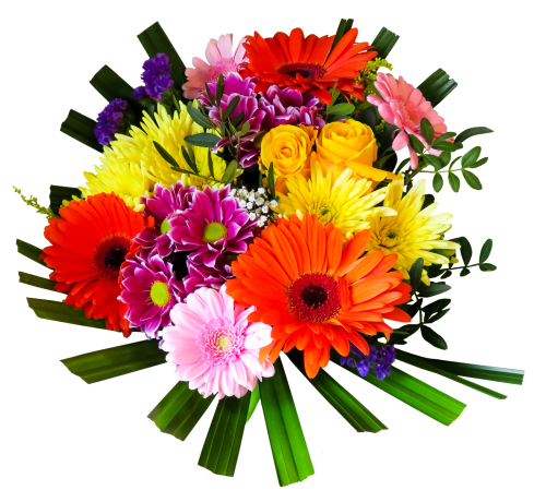 Bouquet Of Roses PNG HD - 142830