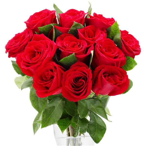 Bouquet Of Roses PNG HD - 142836