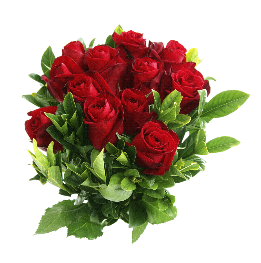 Bouquet Of Roses PNG HD - 142839