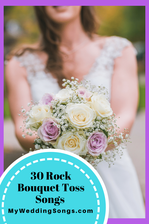 rock bouquet toss songs - Bouquet Toss PNG