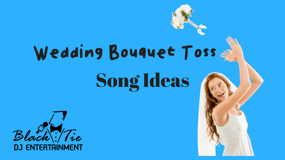 Wedding Bouquet Toss Song Ideas - Bouquet Toss PNG