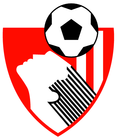 Bournemouth Fc Logo Vector PNG - 29629
