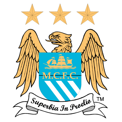Manchester City FC logo vector - Bournemouth Fc Logo Vector PNG