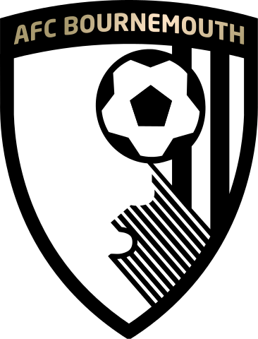 Bournemouth Fc Logo Vector PNG - 29621
