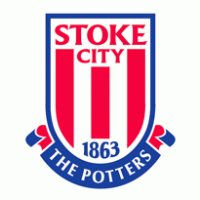 Stoke City FC logo vector, logo Stoke City FC in .EPS format - Bournemouth Fc Logo Vector PNG