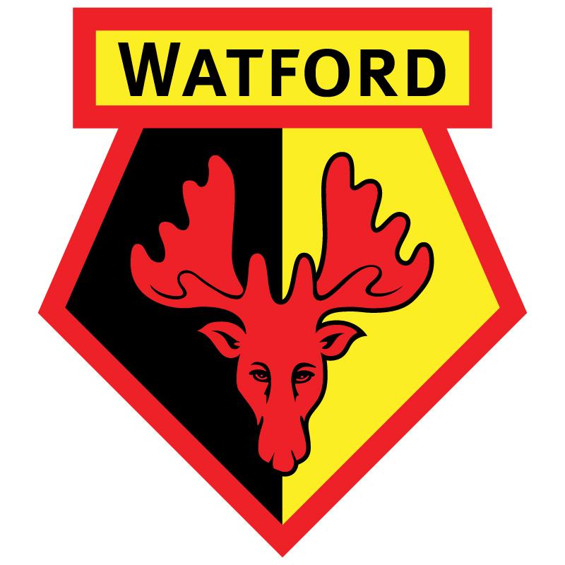 Watford FC logo vector - Bournemouth Fc Logo Vector PNG