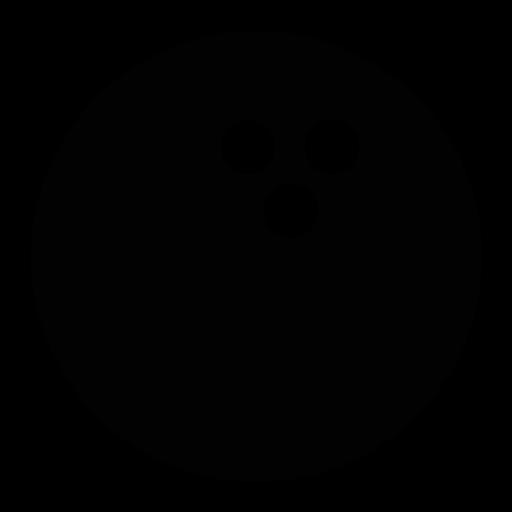 Bowling Ball Icon - Free Icons - Bowling Ball PNG HD