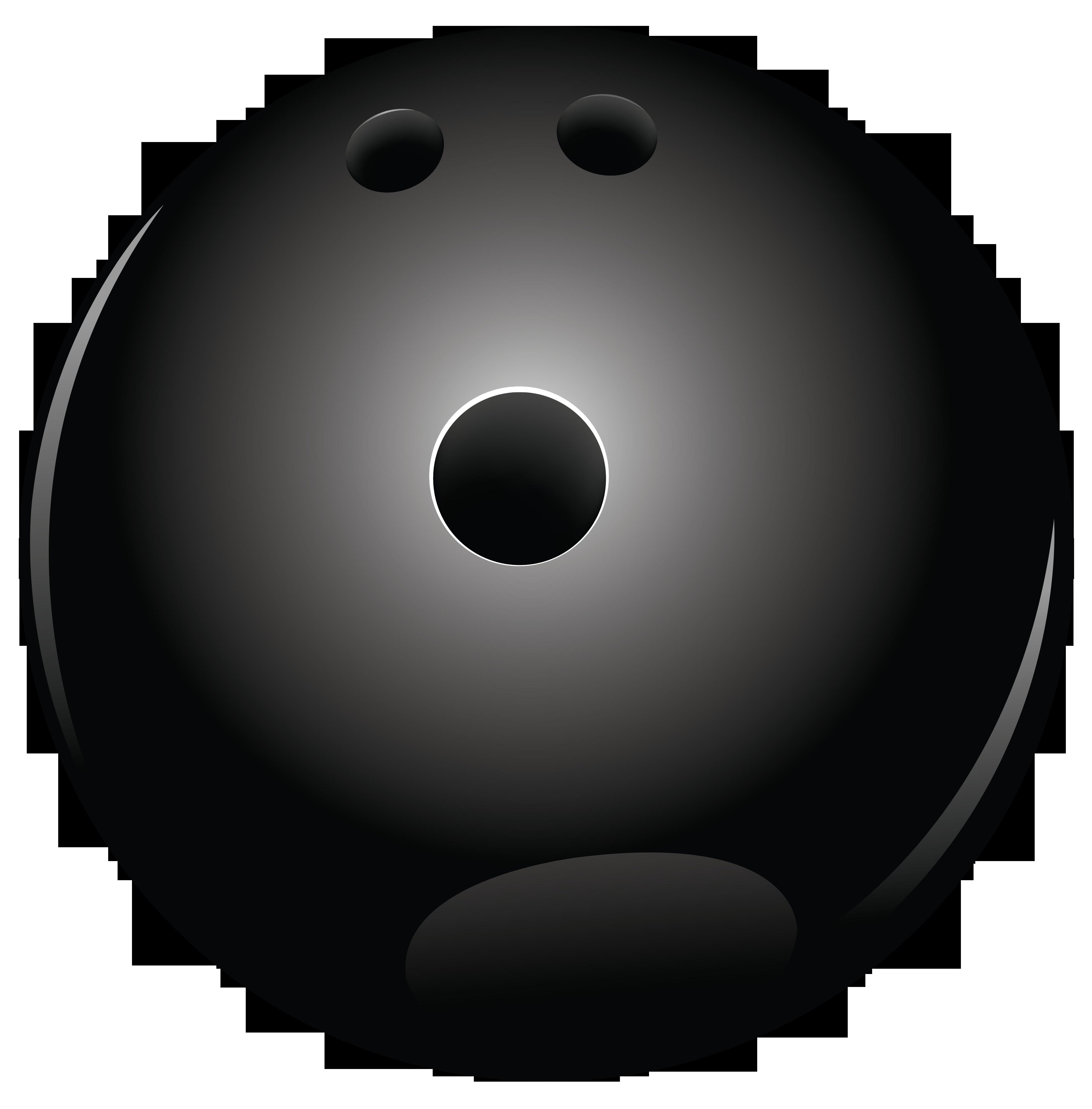 Orange Transparent PNG Sticker - Bowling Ball PNG HD