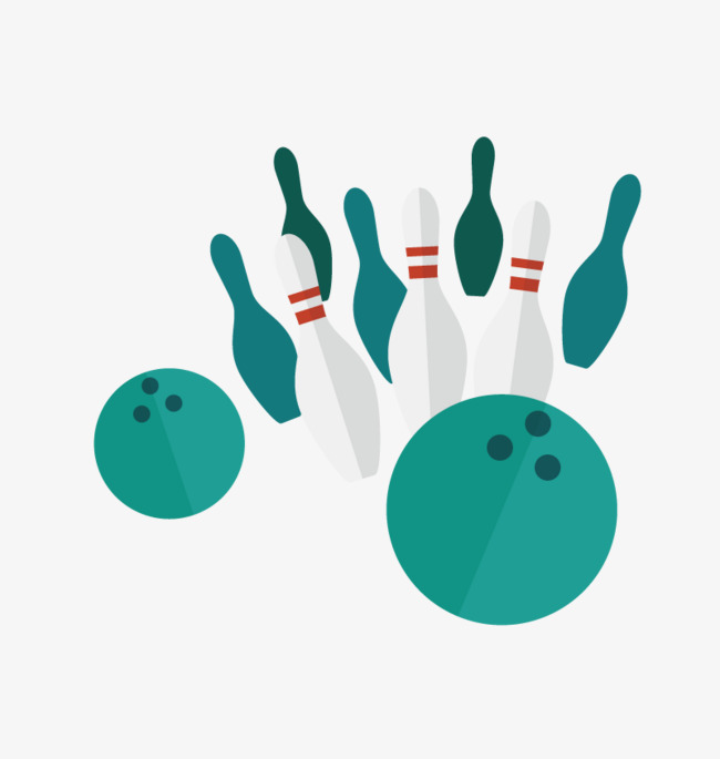 Vector Bowling, Free Png Fig., Vector Material, Hd Photo PNG and Vector - Bowling Ball PNG HD