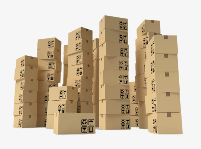 Stacked cardboard boxes, Hd, Item Box PNG Image and Clipart - Box PNG HD