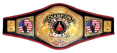 Boxing Belt PNG - 153041