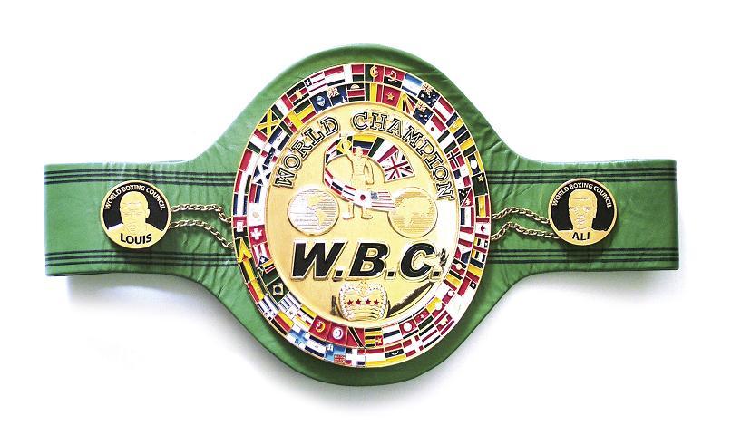 Boxing Belt PNG - 153048