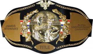 Boxing Belt PNG - 153059
