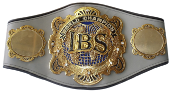 Boxing Belt PNG - 153046
