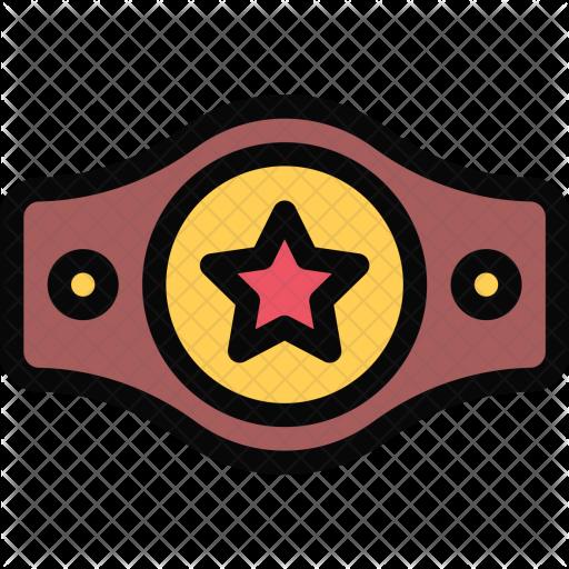 Boxing Belt PNG - 153054