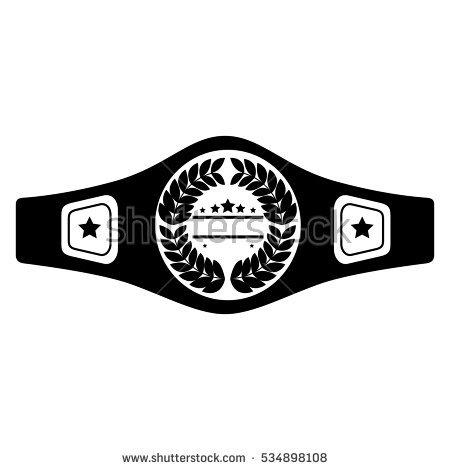 Boxing Belt PNG - 153058