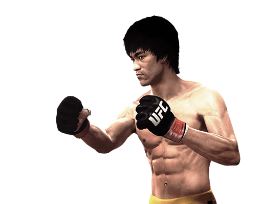 Bruce Lee Download PNG - Boxing HD PNG