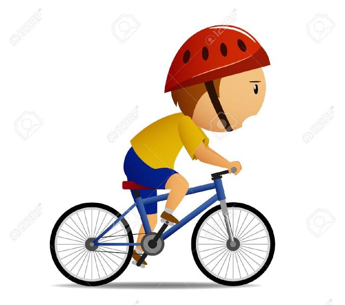 Boy Bike PNG - 143352