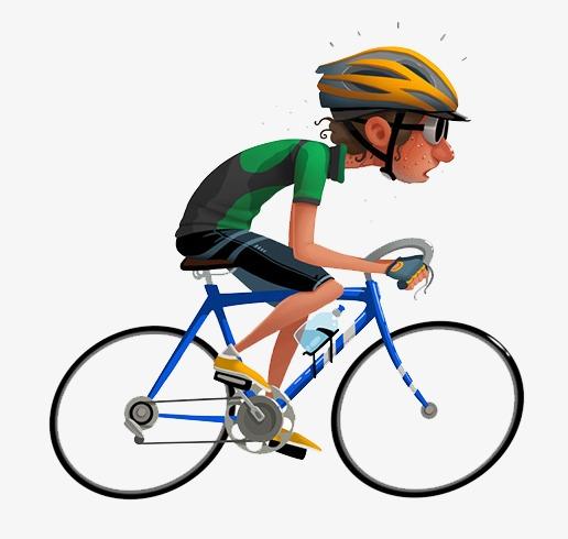 Boy Bike PNG - 143340