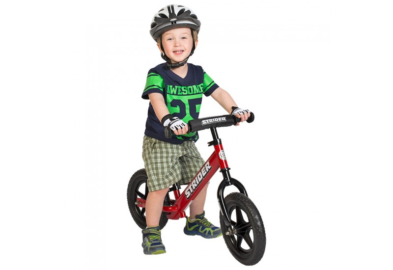 Get the official Strider Learn to Ride guide. - Boy Bike PNG