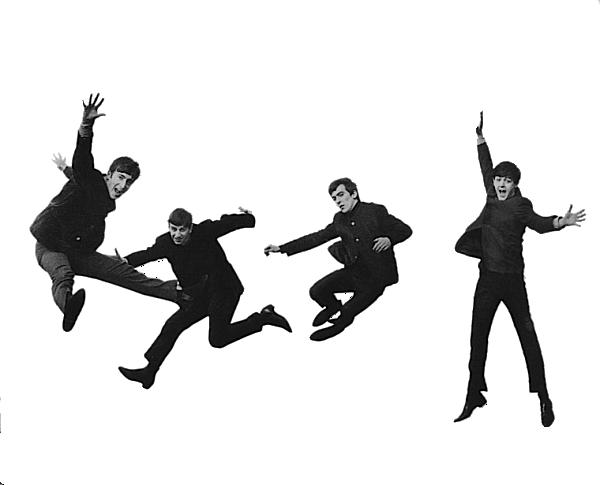 Beatles film u0027Mersey Boyu0027 now filming in New York City - Boy Jumping PNG HD