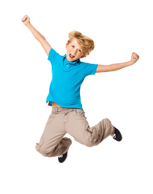 Boy Jumping PNG HD