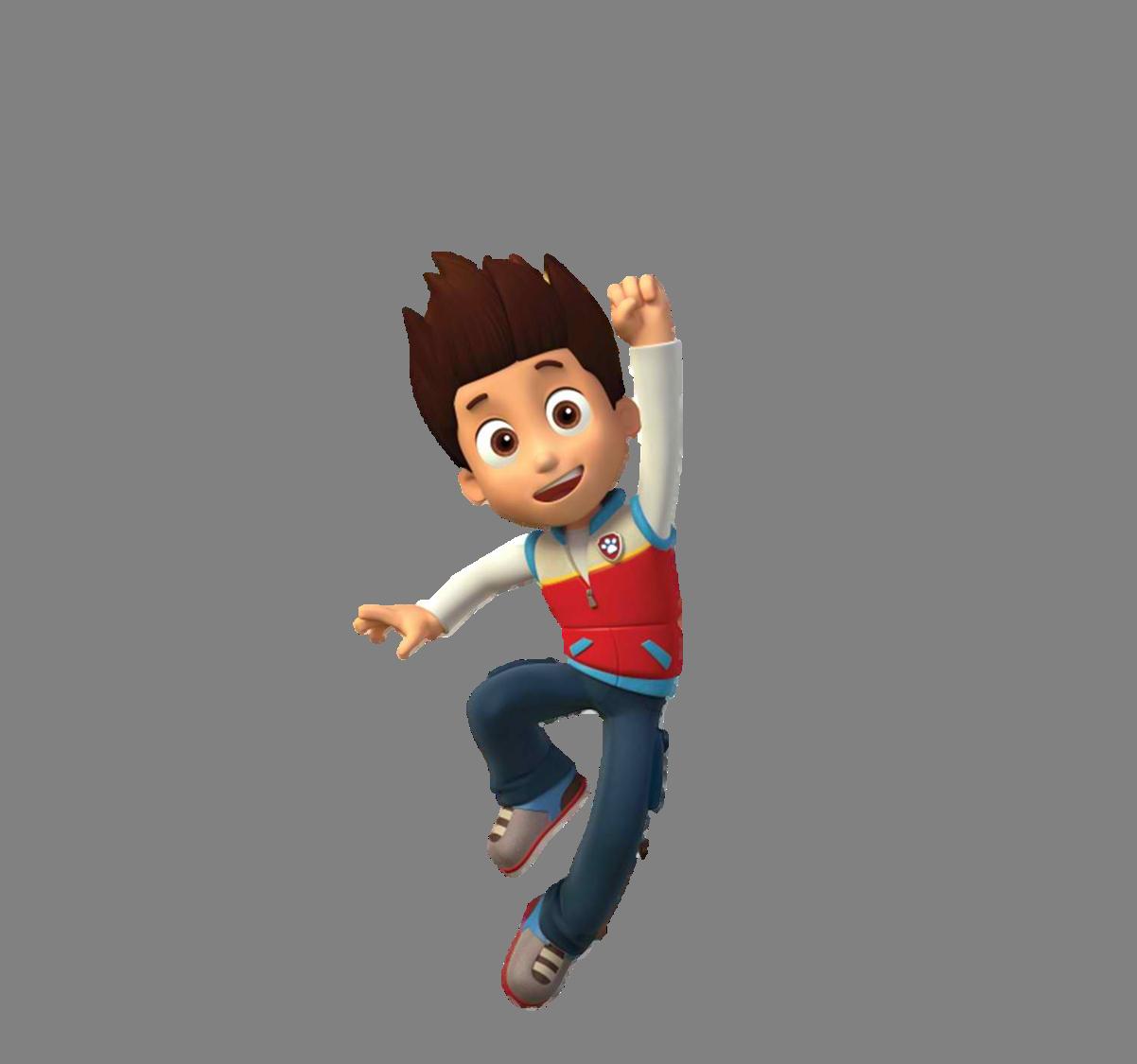 Ryder der.png - Boy Jumping PNG HD