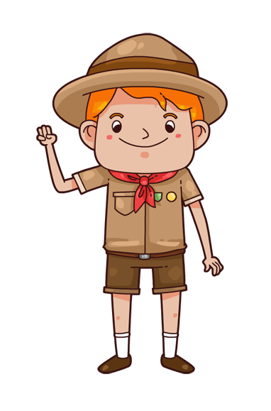 Boy Scouts PNG HD - 138645