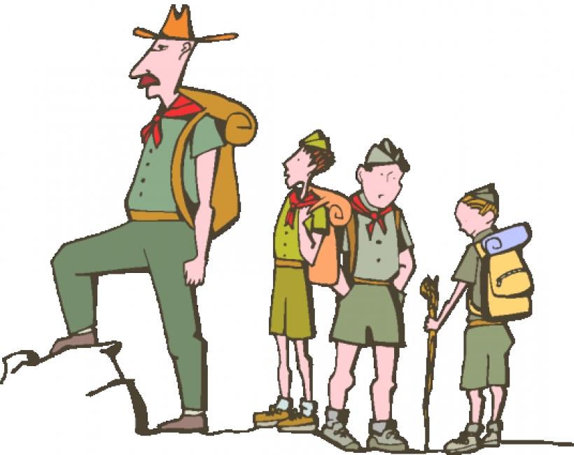 Boy Scouts PNG HD - 138654