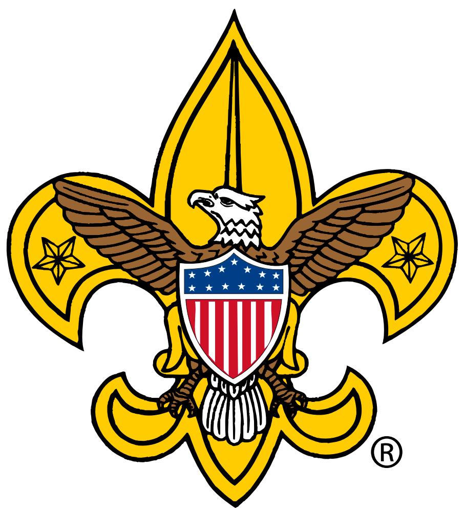 Boy Scouts Logo PNG 906 x 1000 - Boy Scouts PNG HD