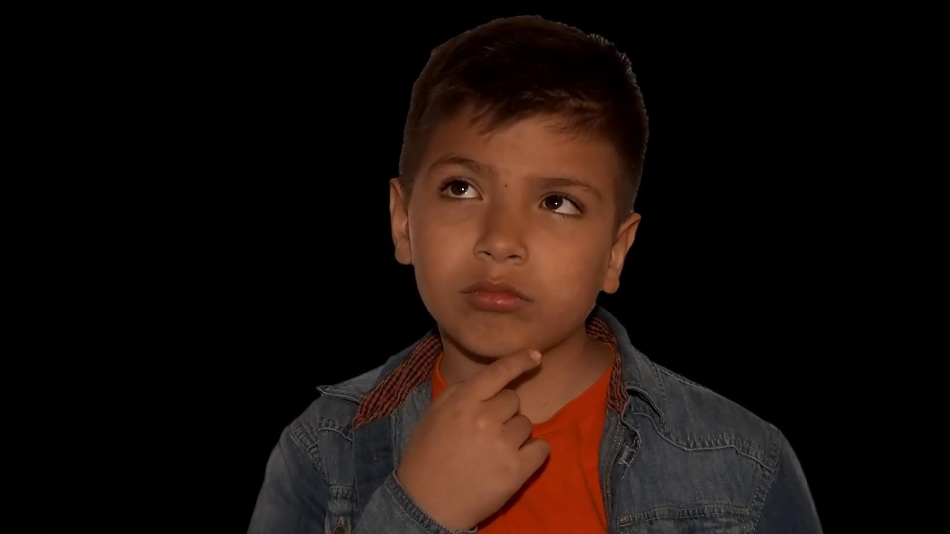 Boy Thinking PNG HD - 139174