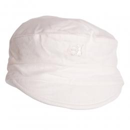 Emile et Rose Style 4699 u0027Fentonu0027 Ivory Corduroy Baker Boy Cap - Boy With Hat PNG