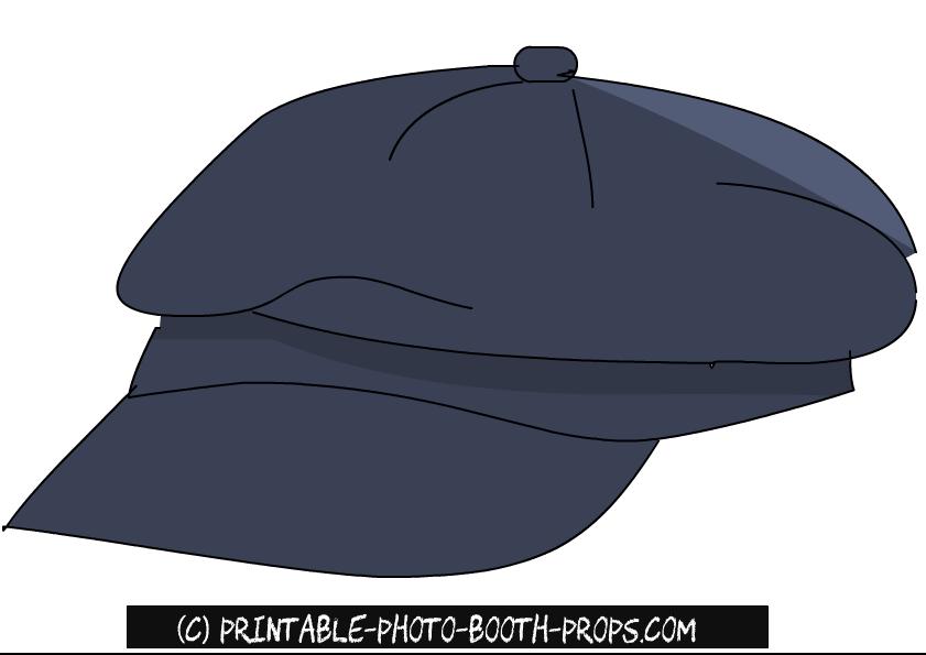 Poor Boy Hat Prop - Boy With Hat PNG