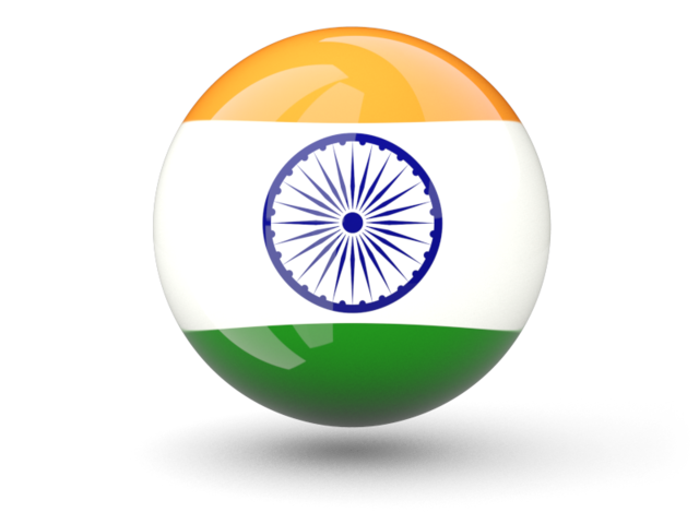 Boy With Indian Flag PNG - 158260