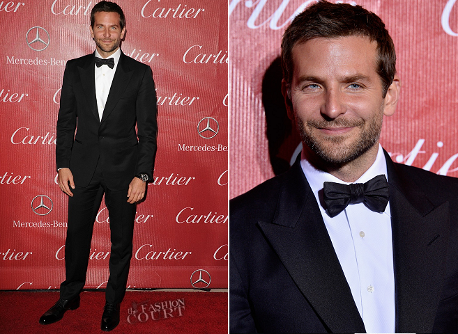 Bradley Cooper in Tom Ford | Palm Springs International Film Festival  Awards Gala 2014