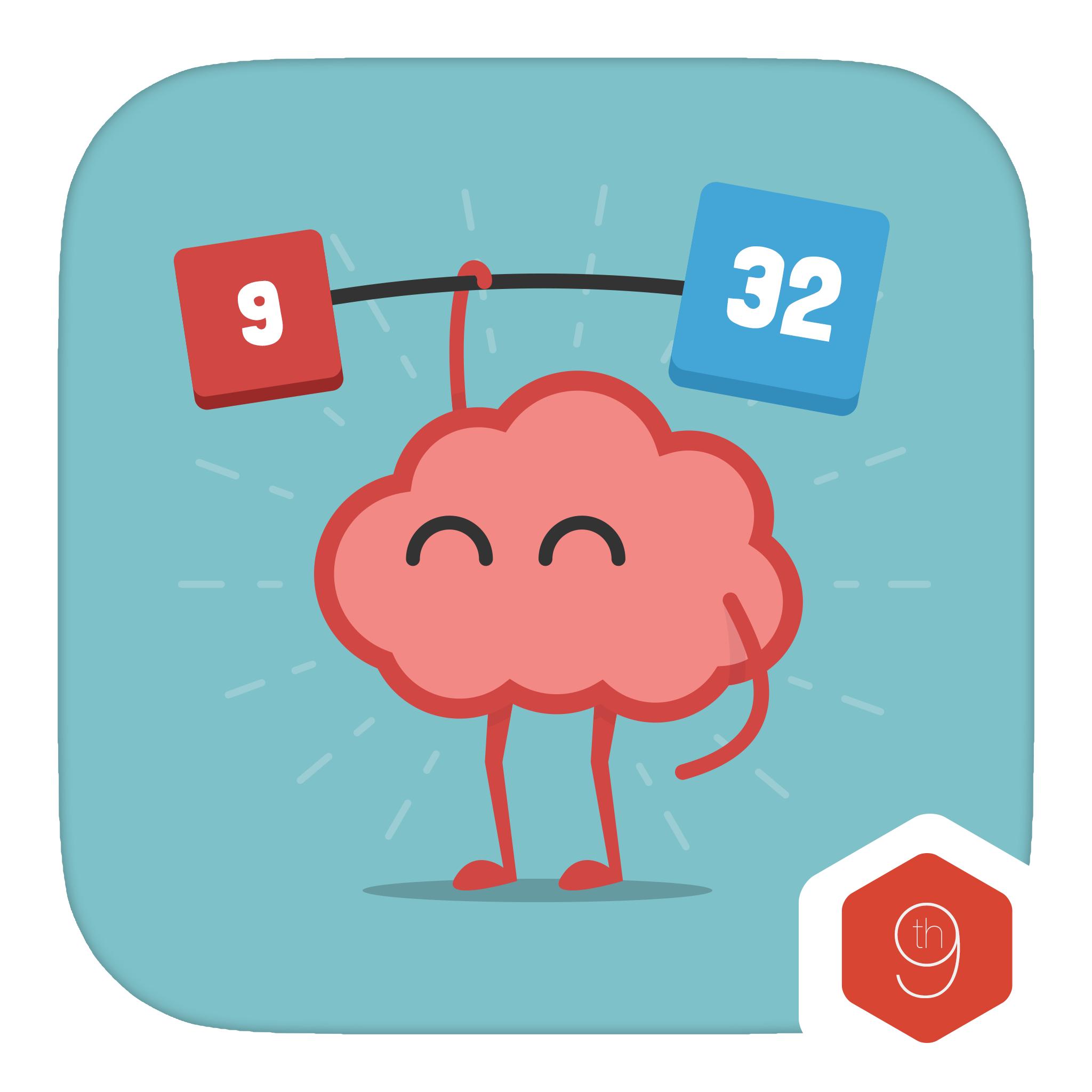Memory and Brain Training App - Brain Memory PNG
