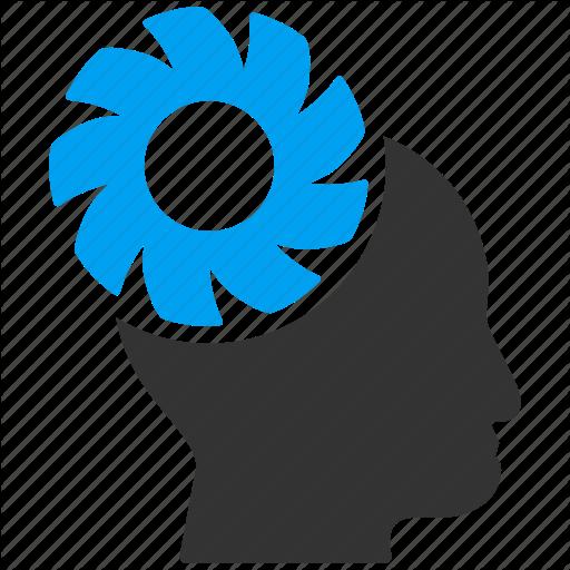 pin Gears clipart brain memory #3 - Brain Memory PNG
