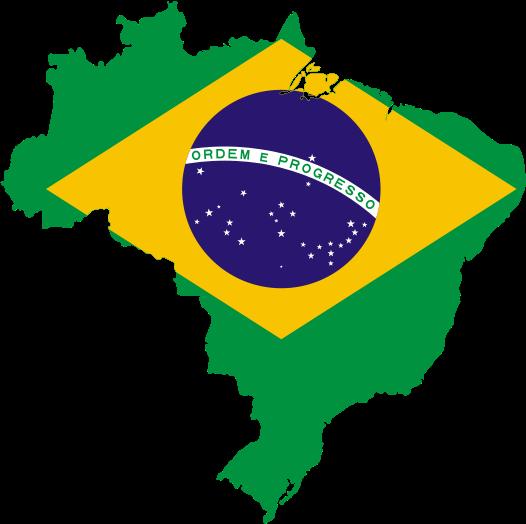 Brazil Flag - Brazil PNG