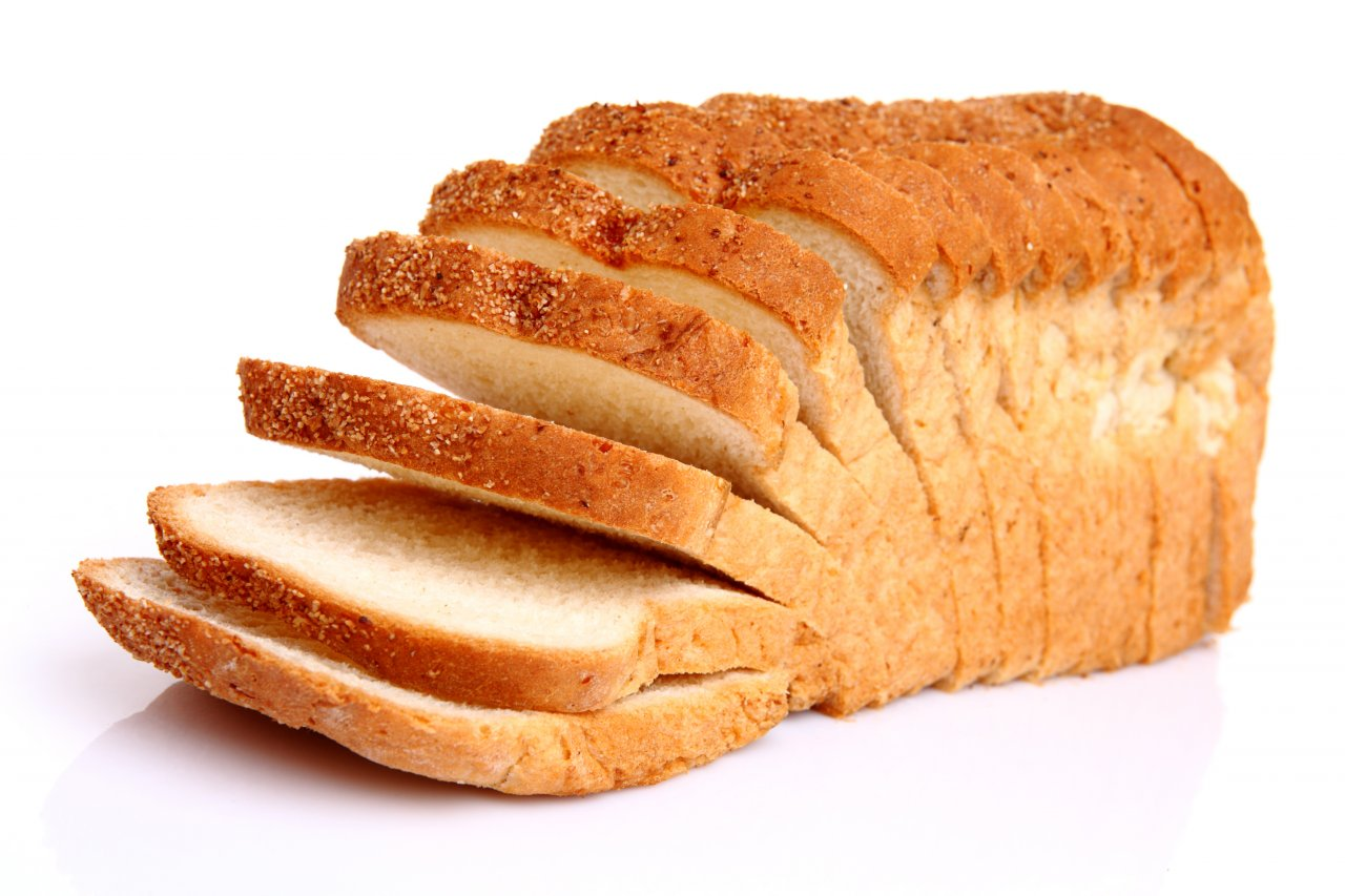 Bread White Background - Bread HD PNG