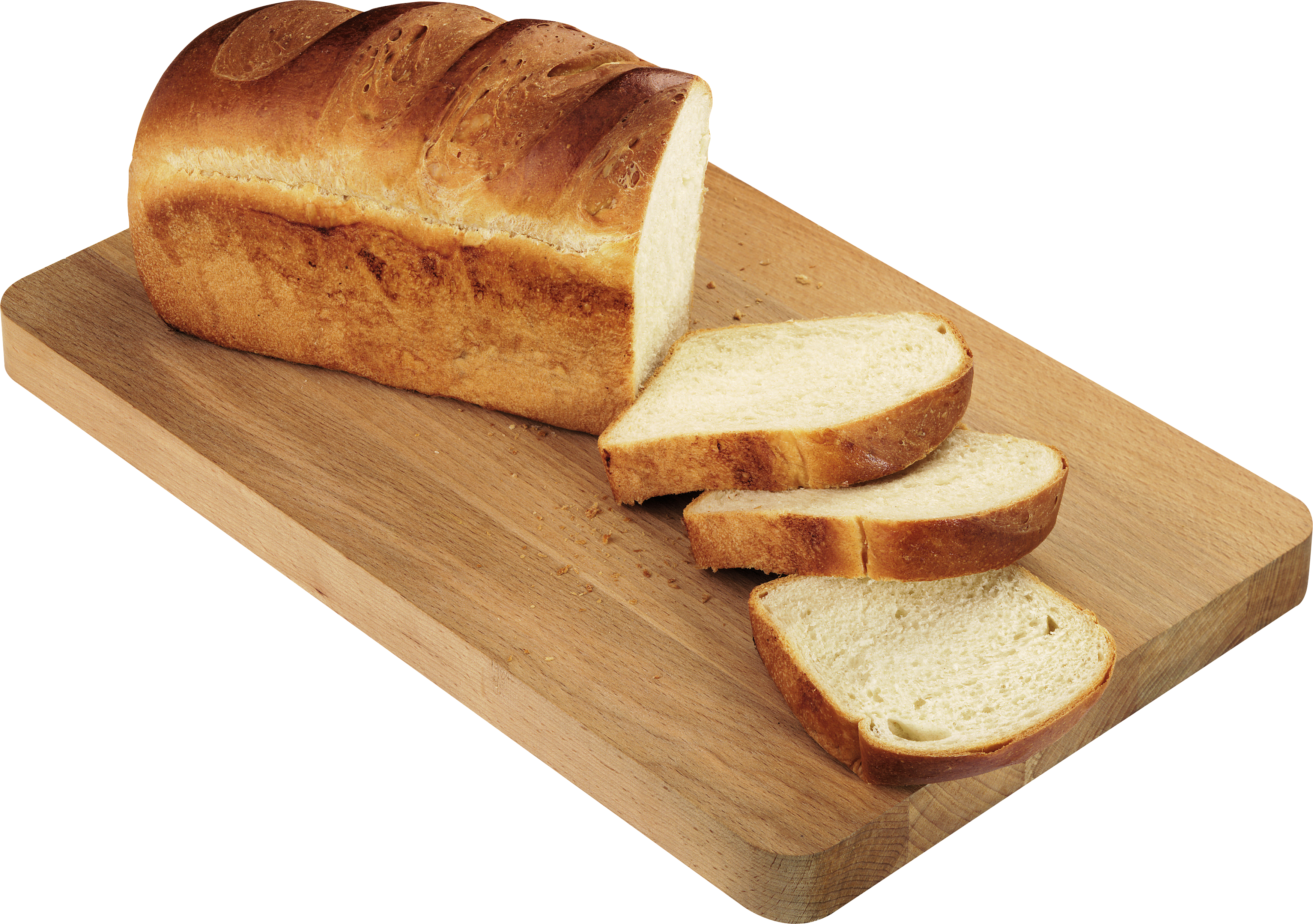 Sliced Loaf of Bread - Bread HD PNG