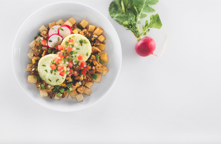 Mexican Breakfast Bowl - Breakfast Bowl PNG