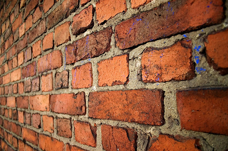 Breaking Through Brick Wall PNG - 162470