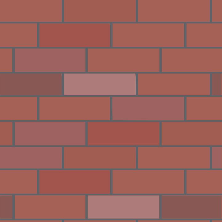 brick wall wall bricks texture stone build tile - Brick HD PNG