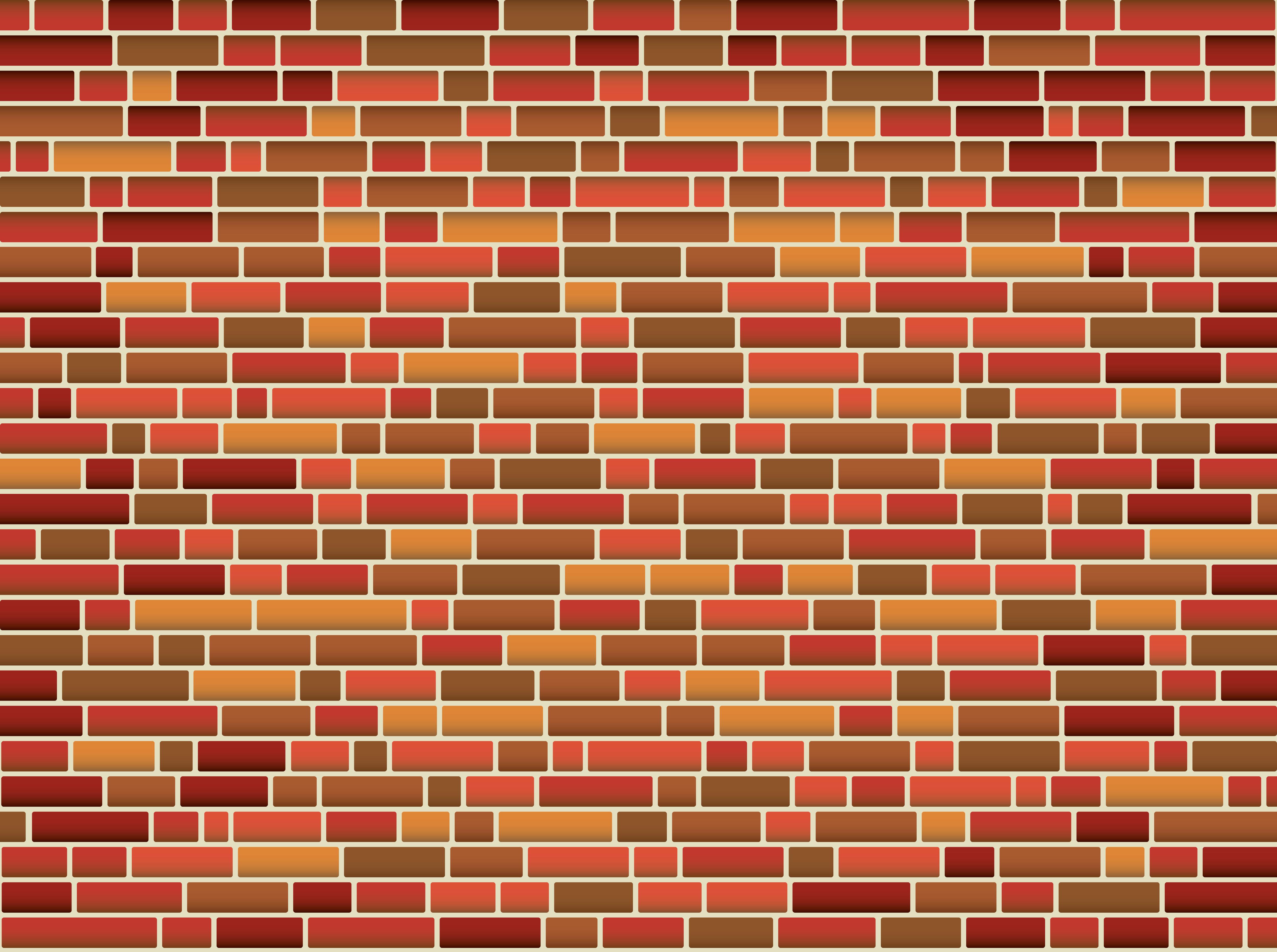Brick Wallpaper Cliparts #2788444 - Brick HD PNG