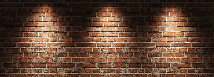 Continental Retro background shading vector, Brick Wall, Light, Poster  Banner, Background image - Brick HD PNG